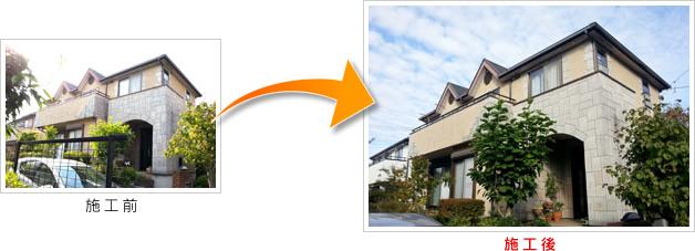 佐倉市南ユーカリヶ丘 F邸の施工事例