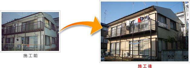 八千代市大和田 M邸の施工事例