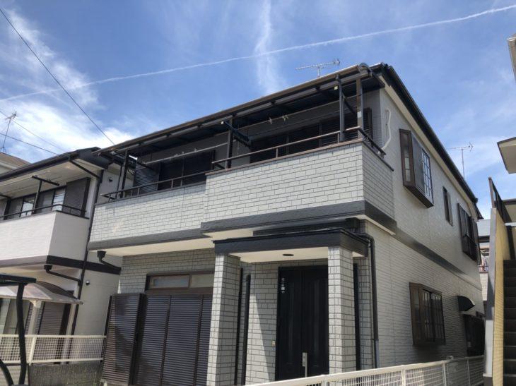 【ご紹介】千葉市花見川区 Yさま 屋根塗装・付帯塗装