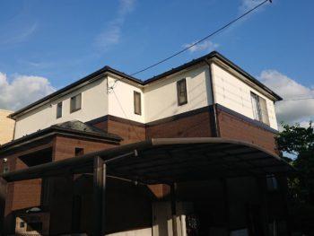 千葉県印西市Iさま 外壁塗装・屋根塗装・ソーラー脱着