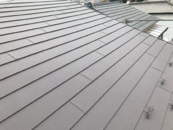 習志野市東習志野Sさま 積水U瓦撤去・屋根葺き替え・外壁塗装・雨とい交換・ガルテクト