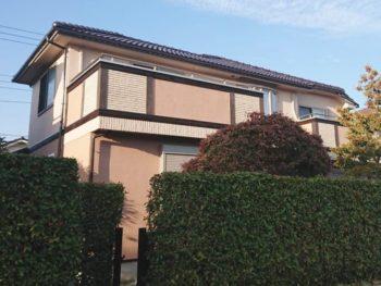 【ご紹介】佐倉市染井野 Kさま 外壁塗装 屋根塗装