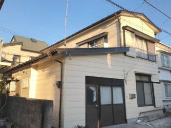 【ご紹介】佐倉市井野 Hさま 外壁塗装 屋根塗装 雨樋交換 軒天補修