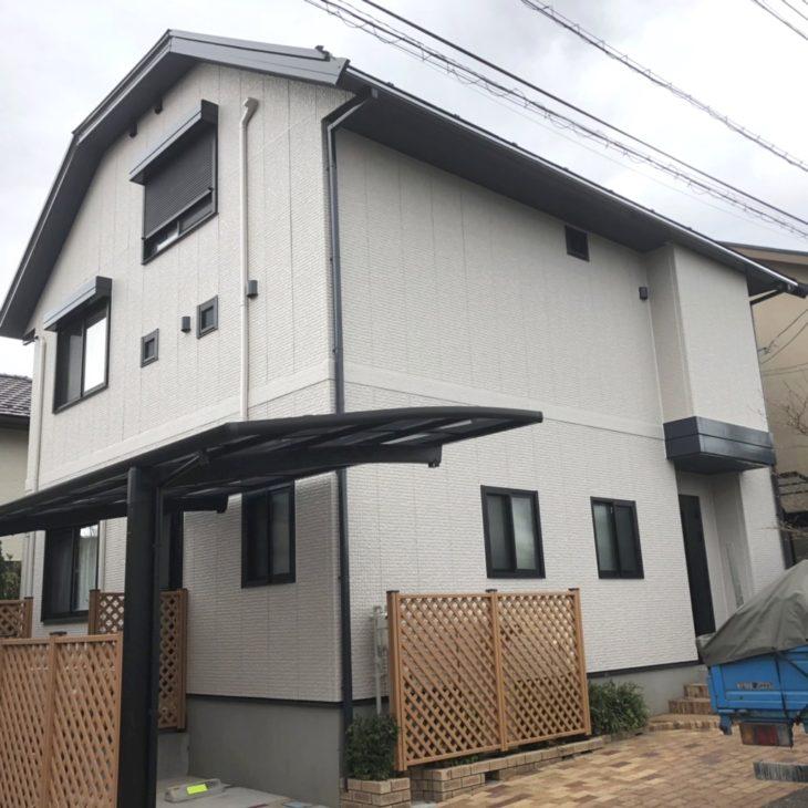 佐倉市上志津 Tさま 外壁塗装 屋根塗装