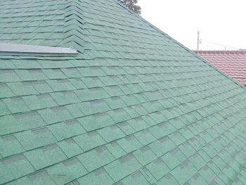 佐倉市西志津Sさま 屋根葺き替え・アルマ・ニチハパミール・外壁塗装・防水工事