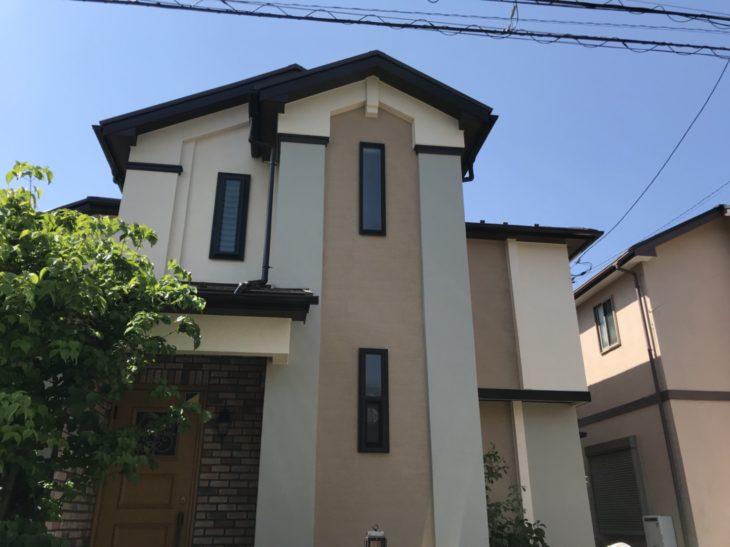 習志野市藤崎 Yさま 外壁塗装 屋根塗装 防水トップ