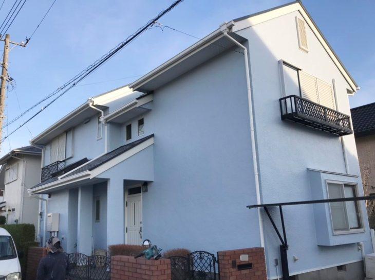 佐倉市ユーカリが丘 Oさま 外壁塗装 屋根塗装 雨とい工事