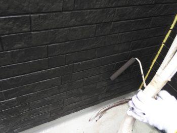 八千代市高津 Oさま 外壁塗装 屋根塗装 塗り分け