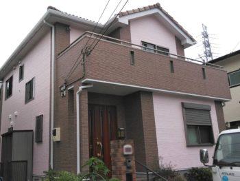 千葉県佐倉市六崎 Sさま 外壁塗装