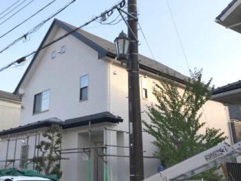 佐倉市染井野 Sさま 外壁塗装 屋根カバー工法