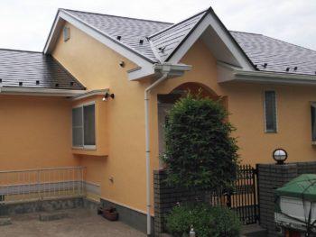 千葉県市原市椎の木台 Kさま 外壁塗装 屋根塗装 雨とい交換